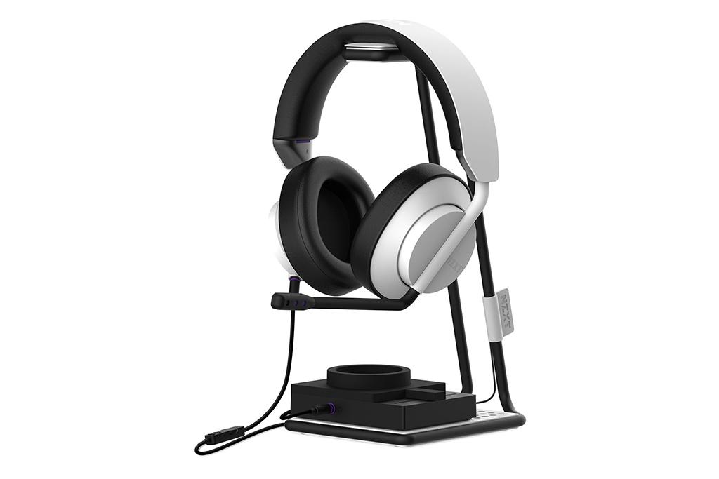 NZXT、ブランド初となるゲーミングヘッドセット「AER」やサウンドアンプ「MXER」などオーディオ関連4製品を発表