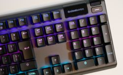 「SteelSeries Apex Pro」レビュー。アクチュエーションポイントを0.4~3.6mmの間で調整可能なゲーミングキーボード