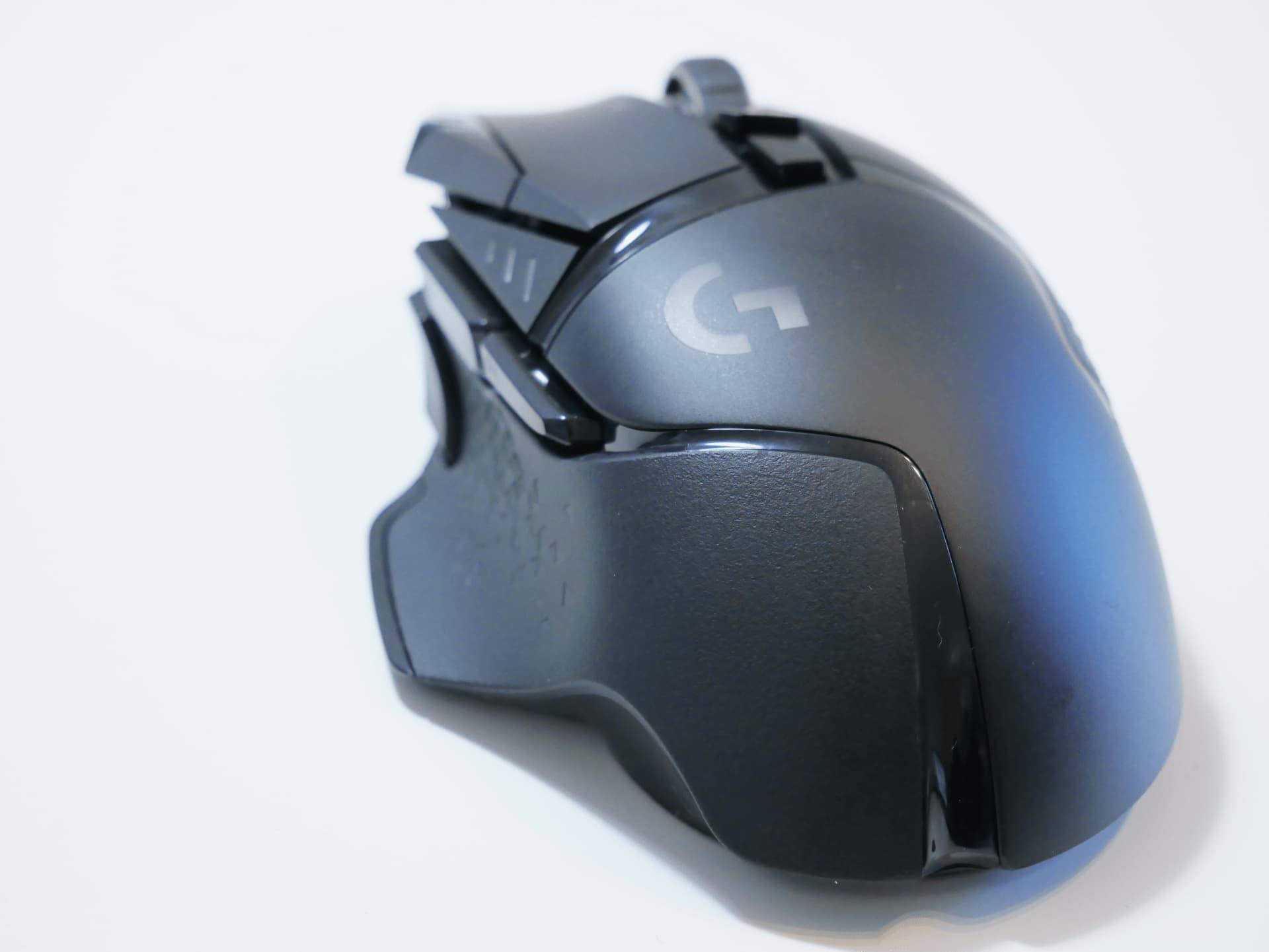 「Logicool G502WL」レビュー。ワイヤレス接続+多ボタン搭載に惹かれるならば要チェックの無線ゲーミングマウス