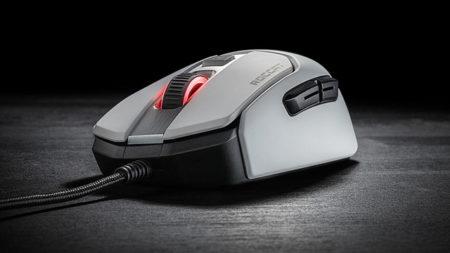 ROCCAT、左右非対称ゲーミングマウス Kain 120のホワイトバージョン「ROCCAT Kain 122 AIMO」を12月5日(木)に国内発売