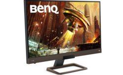 BenQ、IPSパネル採用で144Hzの27型ゲーミングモニター「BenQ EX2780Q」を11月22日(金)に発売。ブランド初の2.1chスピーカー内蔵