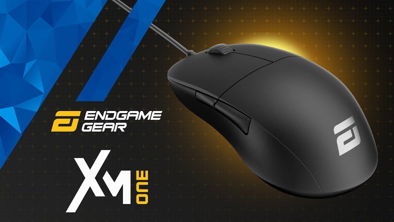Endgame Gearの日本正規代理店がアーキサイトに決定し、「Endgame Gear XM1」が本日より国内発売。販売価格は6,580円~
