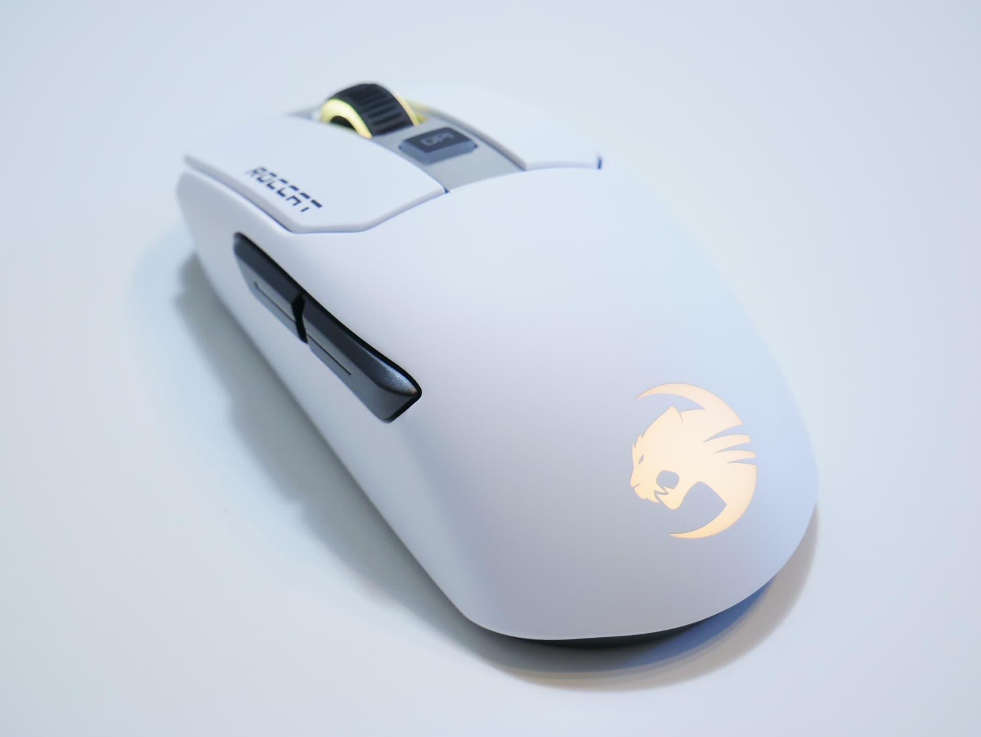 「ROCCAT Kain 200/202 AIMO」レビュー。優秀なコーティングとスイッチは健在、無線化で完成度が増した良ゲーミングマウス