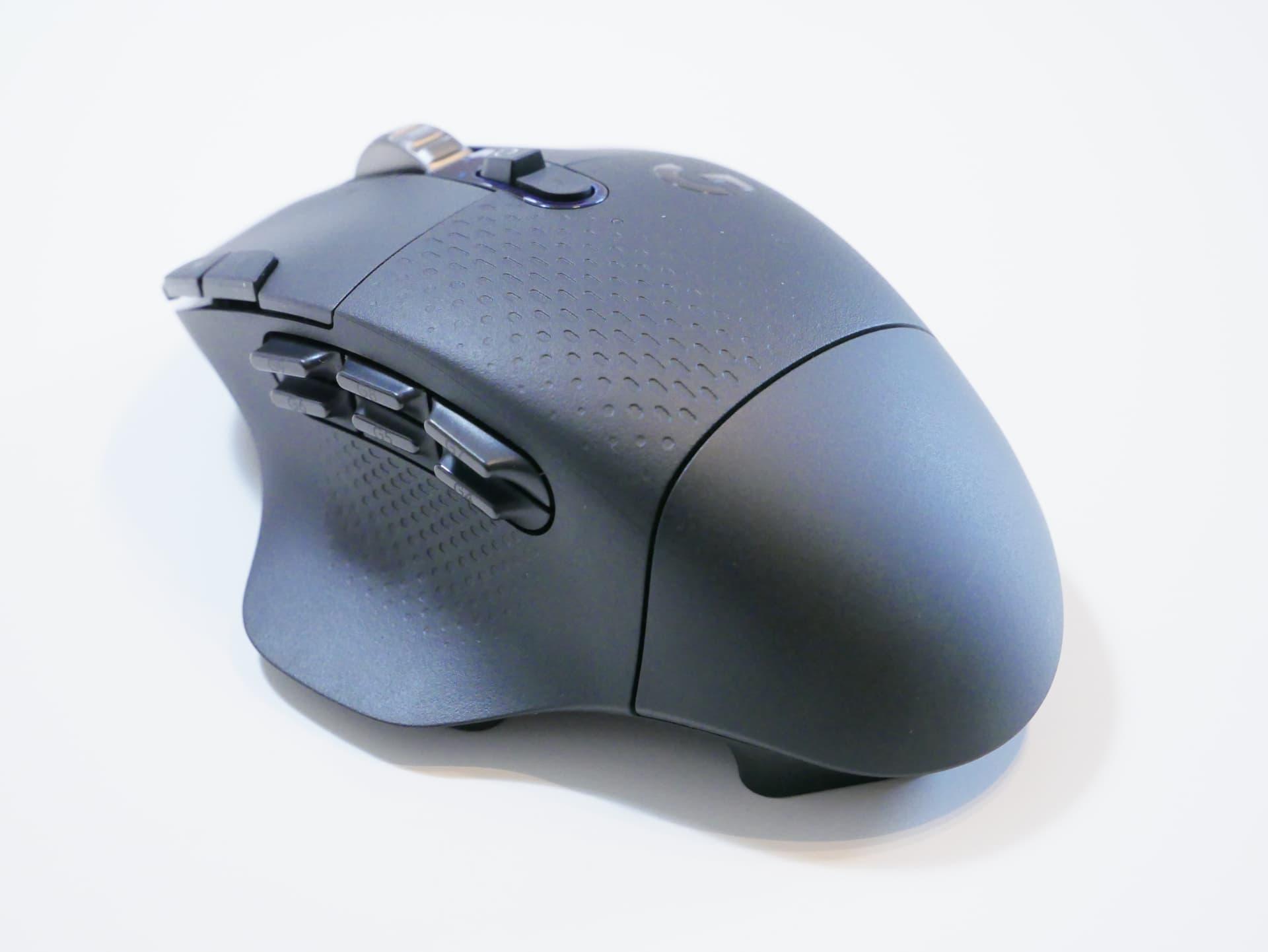 "「Logicool G604 LIGHTSPEED」レビュー。ボタンを15個搭載した""捗る""無線ゲーミングマウス"