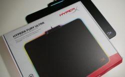 「HyperX Fury Ultra」レビュー。20ゾーンのLEDライティングを備える、抵抗感の少ないプラスチック製マウスパッド