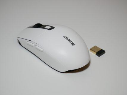 「AJAZZ i303 Pro」レビュー。低価格を感じさせないクオリティの無線ゲーミングマウス