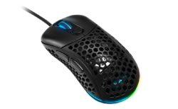 Sharkoon、62gの軽量ECクローンマウス「Sharkoon Light² 200」発表。穴の開いていない交換用トップカバーが付属