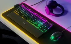 SteelSeries、重量77gの左右対称ゲーミングマウス「Rival 3」とゲーミングキーボード「Apex 3 / Apex 5」を3月12日(木)に国内発売
