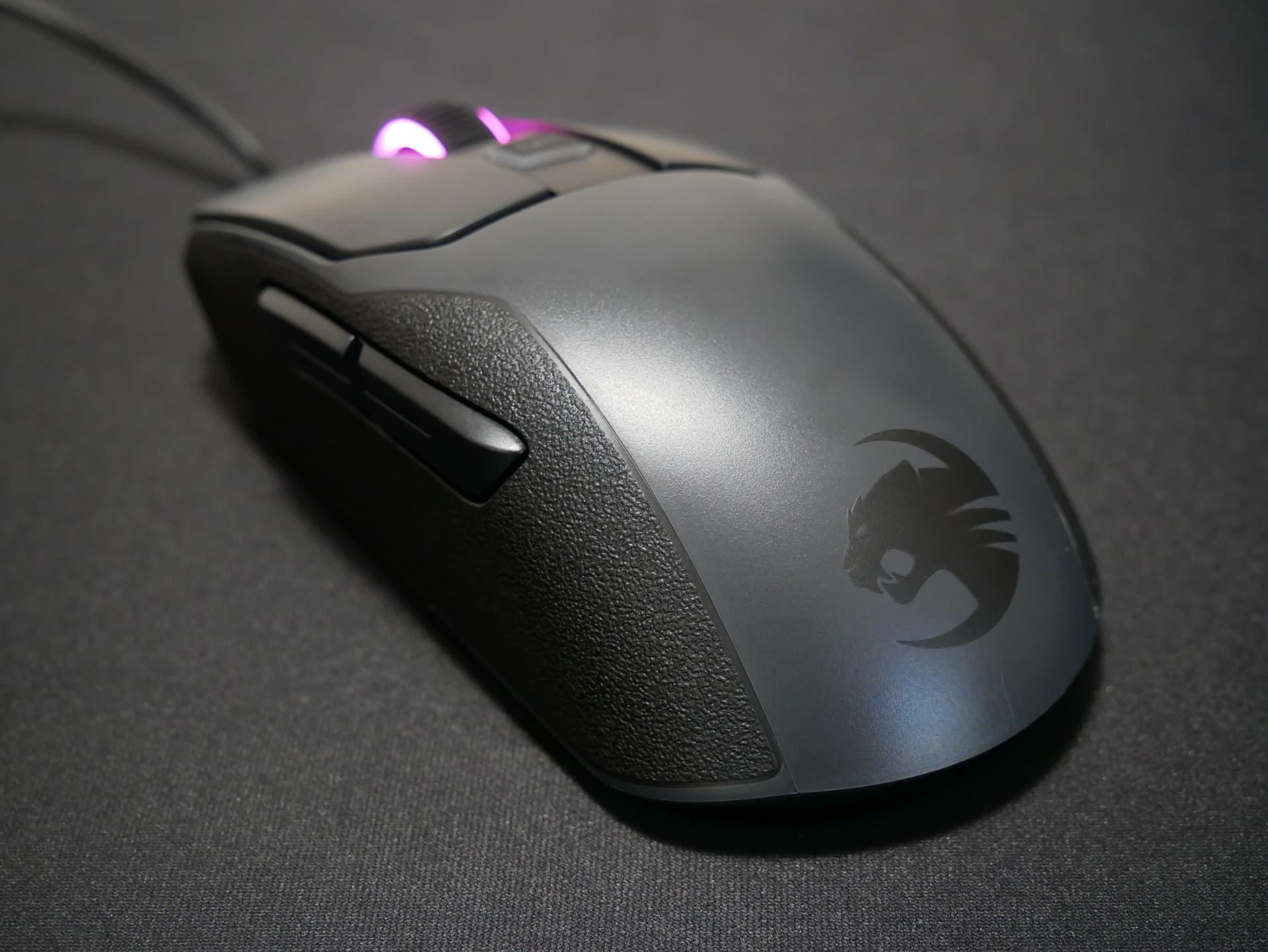 「ROCCAT Kain 100/102 AIMO」レビュー。上位モデルに引けを取らないクオリティのゲーミングマウス