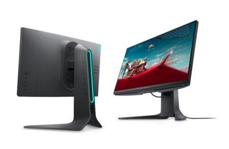 Dell、IPSパネルを採用した240Hz駆動・応答速度1msのゲーミングモニター「ALIENWARE AW2521HF」を国内発売。価格は税込50,578円