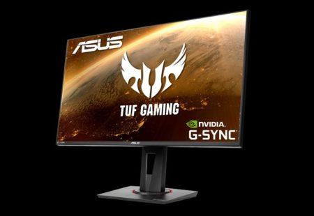 ASUS、IPSパネル採用で280Hzのリフレッシュレートを実現する27型ゲーミングモニター「TUF GAMING VG279QM」を4月24日(金)に国内発売