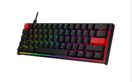 HyperX、60%キーボード「HyperX × Ducky One 2 Mini」を発表。Duckyのデザイン、HyperXのキースイッチを掛け合わせた3,700台限定コラボモデル