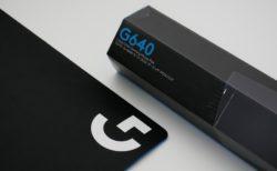 「Logicool G640」レビュー。比較的安価で入手できる人気メーカーのゲーミングマウスパッド、その操作感はいかに