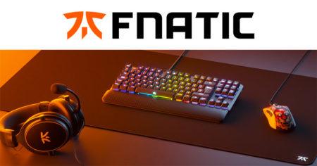 株式会社アスク、「Fnatic Gear」との独占販売代理店契約を締結