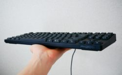 「FILCO Majestouch Stingray」レビュー。ゲームに適した薄型メカニカルキーボード