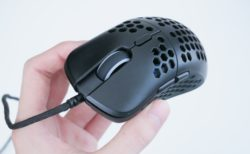 「HK Gaming Mira-S」レビュー。つまみ持ちに最適な小型軽量ゲーミングマウス、しかし低価格ゆえの欠点も有り