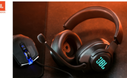 JBL、ゲーミングヘッドセット2機種「JBL Quantum 400 / 100」を6月26日(金)に国内発売。価格はそれぞれ9,880円、3,880円(税抜)