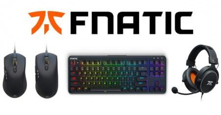 Fnatic Gear製のマウス「FLICK 2」「CLUTCH 2」やキーボード「miniSTREAK US」などゲーミングデバイス6製品が7月16日(木)に国内発売
