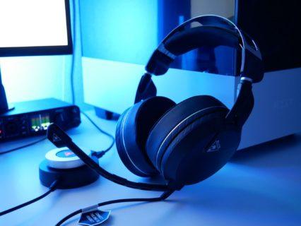 「Turtle Beach Elite Pro2 + Super AMP」レビュー。スマホアプリで各種設定が可能なゲーミングヘッドセット+USB DAC