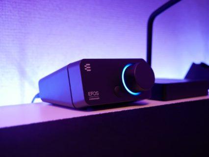 「EPOS GSX 300」レビュー。期待以上のクオリティ、約1万円で買えるエントリー向けUSBアンプ