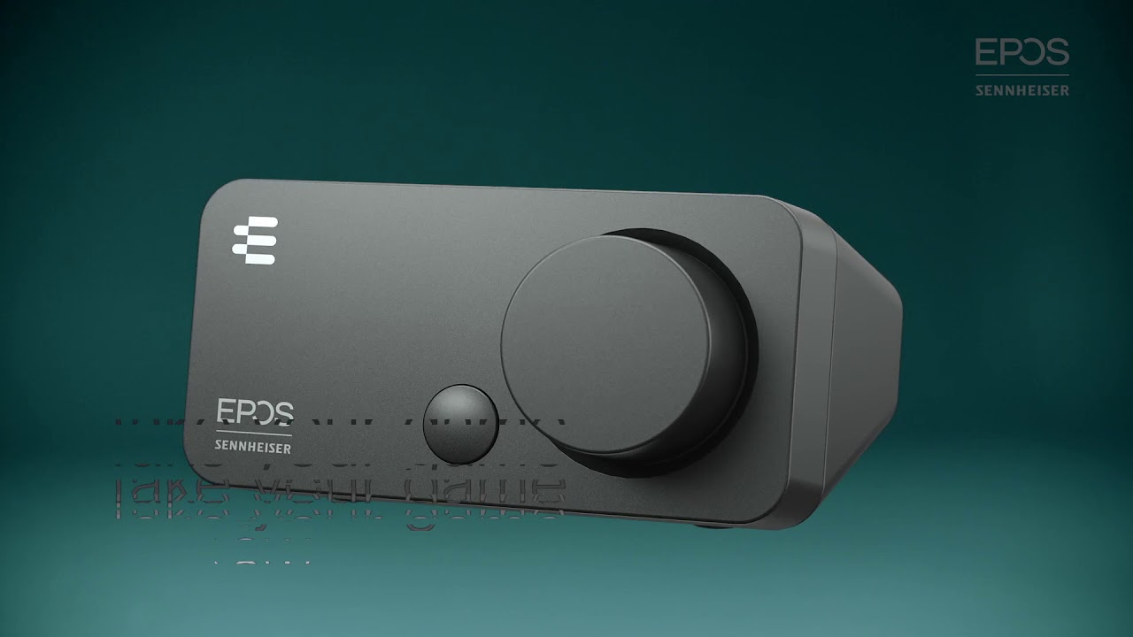 EPOS | Sennheiser、エントリー向けのUSB外付けサウンドカード「EPOS | Sennheiser GSX 300」を発表。販売価格は10,980円