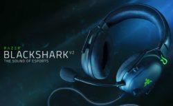 Razer、ゲーミングヘッドセット「Razer BlackShark V2」とそのエントリーモデル「Razer BlackShark V2 X」を発表