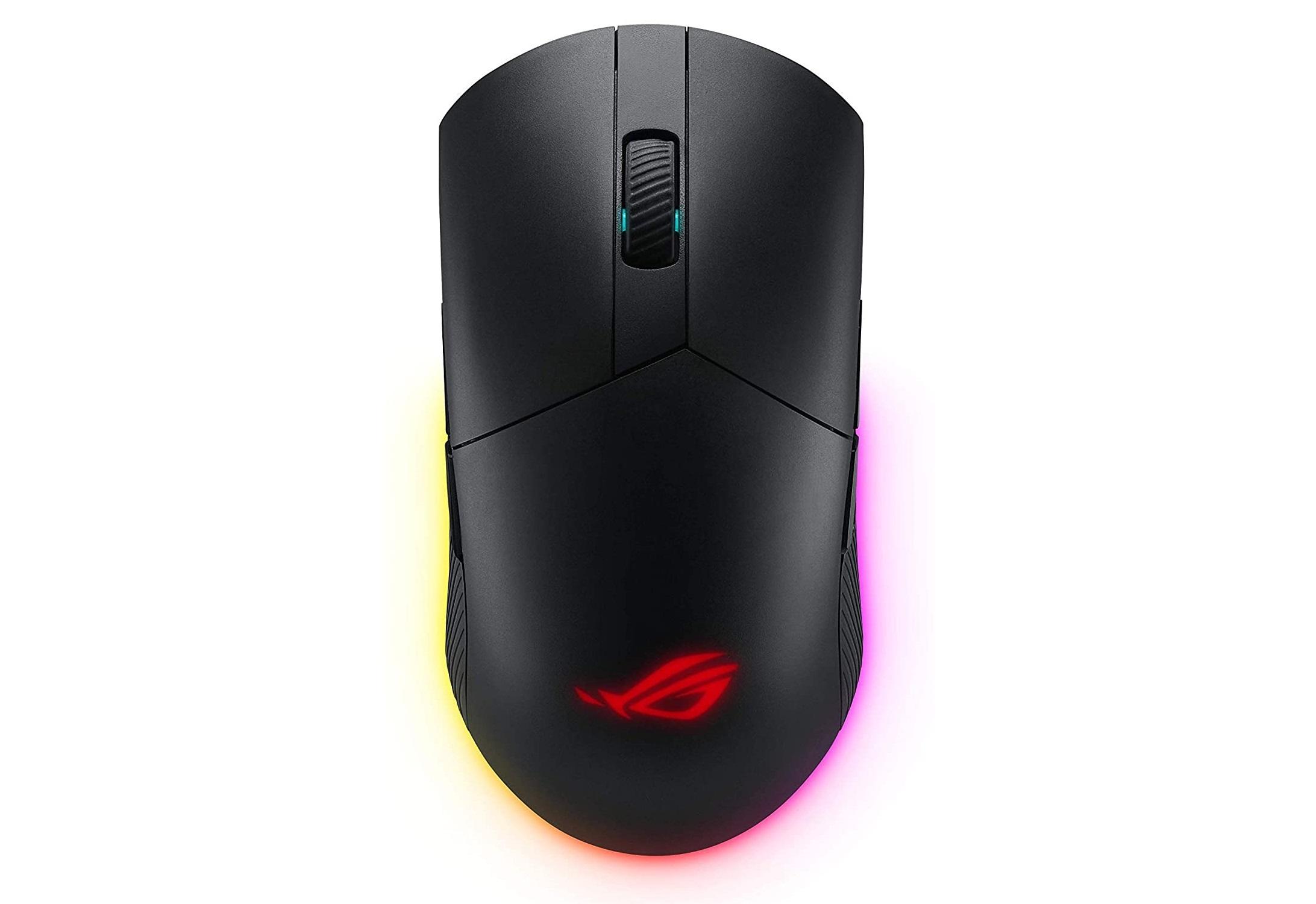 ASUS、簡単にスイッチ換装が可能な無線ゲーミングマウス「ASUS ROG Pugio II」を9月4日(金)に国内発売