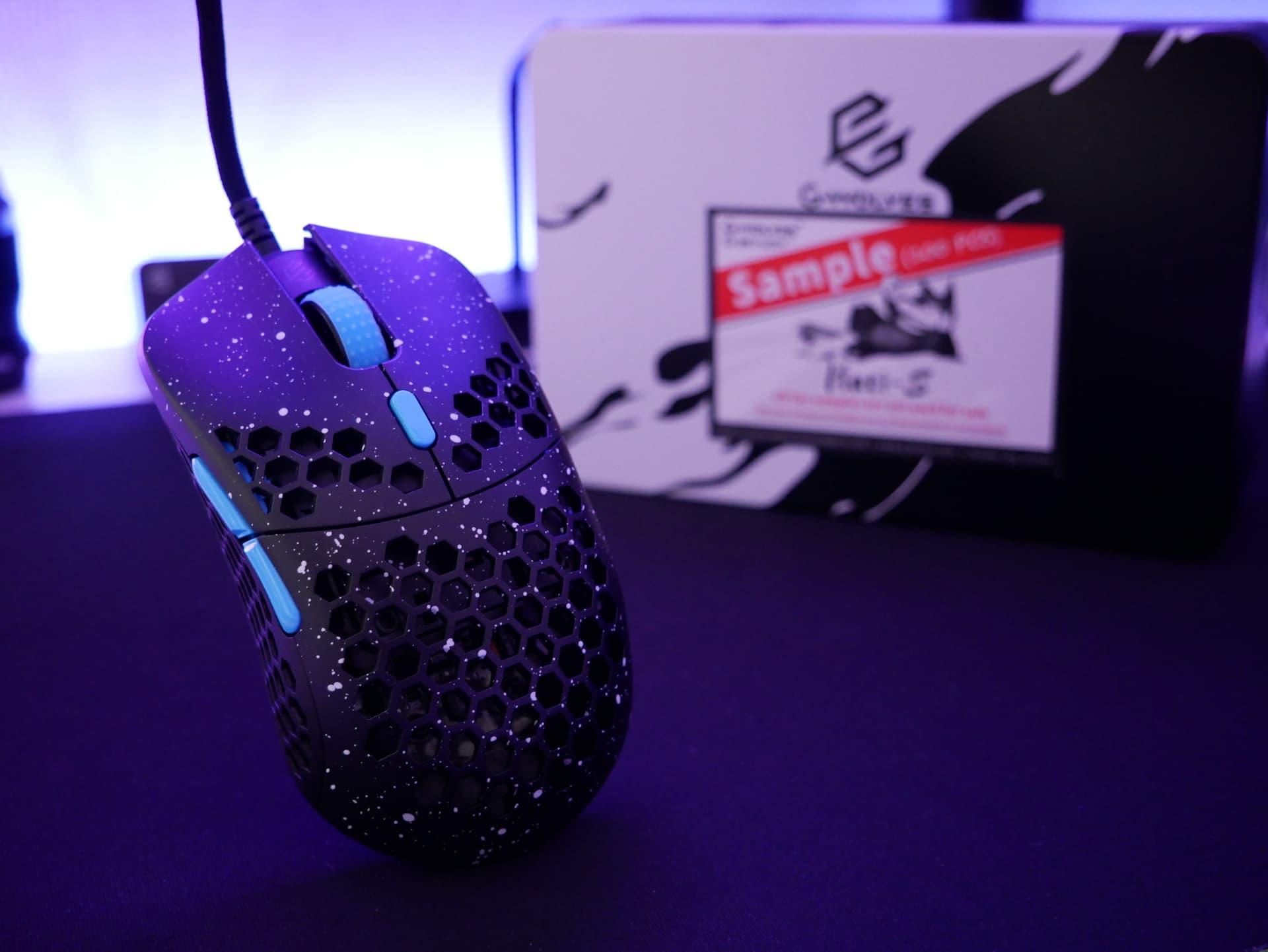 「G-wolves Hati Ht-S」レビュー。ビルドクオリティ向上、つまみ持ちに最適な小型軽量ゲーミングマウス