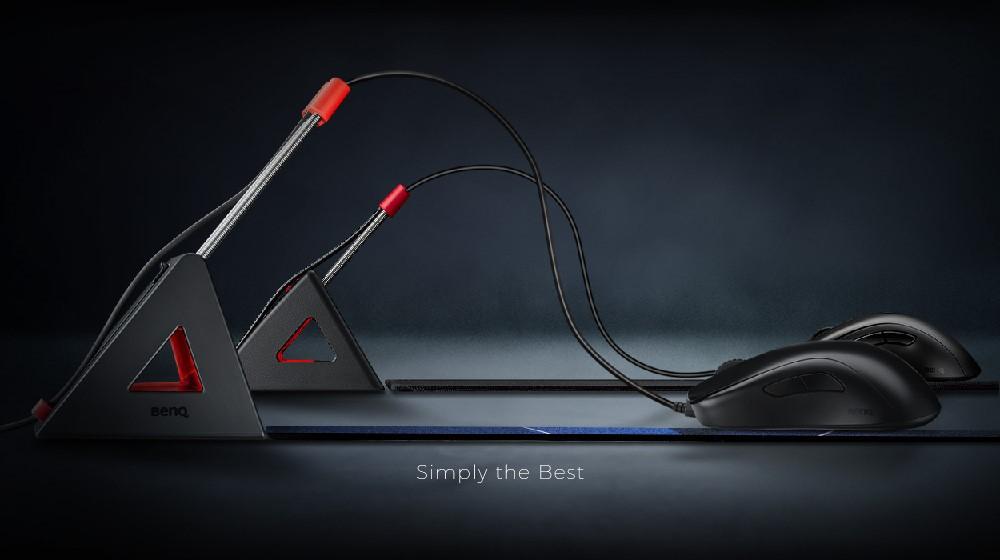 BenQ、ゲーミングマウスの最新モデル「FK-B」「ZA-B」シリーズ、マウスバンジー「CAMADE II」の合計7製品を国内発売