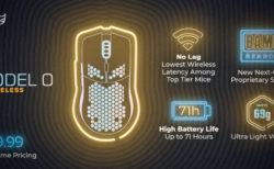 Glorious、軽量ゲーミングマウスModel Oのワイヤレス版「Glorious Model O Wireless」を発表
