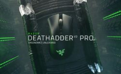 Razer、無線ゲーミングマウス「Razer DeathAdder V2 Pro」を発表。HyperSpeedワイヤレスとBluetooth接続に対応