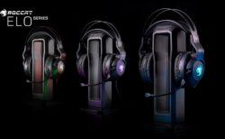 ROCCAT、ゲーミングヘッドセット「Elo」3製品とゲーミングキーボード「Vulcan」のテンキーレスモデルを10月22日(木)に国内発売