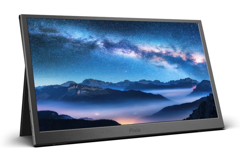 Pixio、IPSパネルを搭載した15.6インチのポータブルモニター「Pixio PX160」を発売。価格は税込16,980円