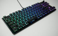 「ROCCAT Vulcan TKL」レビュー。メディアキーを残しつつコンパクト化されたテンキーレスキーボード