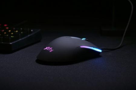 Xtrfy、86gの左右非対称ゲーミングマウス「Xtrfy M1 RGB」を12月4日(金)に国内発売。センサーやケーブルの刷新、約9gの軽量化も