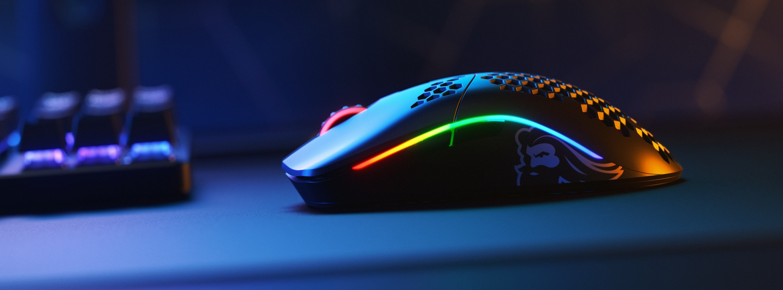 Glorious、超軽量ワイヤレスマウス「Model O Wireless」と白いキーボード「GMMK White Ice Edition」を2月5日(金)に国内発売