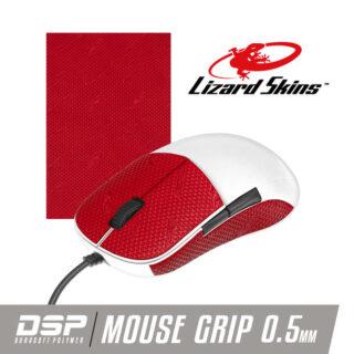 Lizard Skins、ゲーミングマウス専用のグリップテープ「Lizard Skins DSPマウスグリップ」を国内発売。0.5mm厚で10色展開