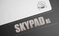 「SkyPAD Glass 2.0 XL」レビュー。ローセンシ対応、より表面が滑らかになったガラス製ゲーミングマウスパッド