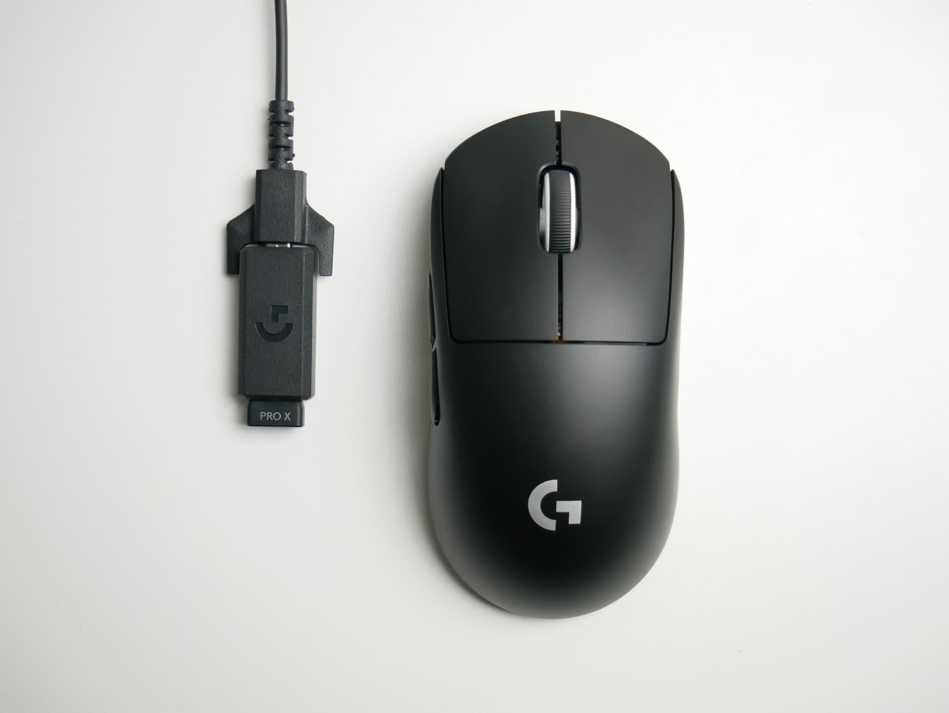 「Logicool G Pro X Superlight」レビュー。シンプルな形状の最軽量ワイヤレスマウス