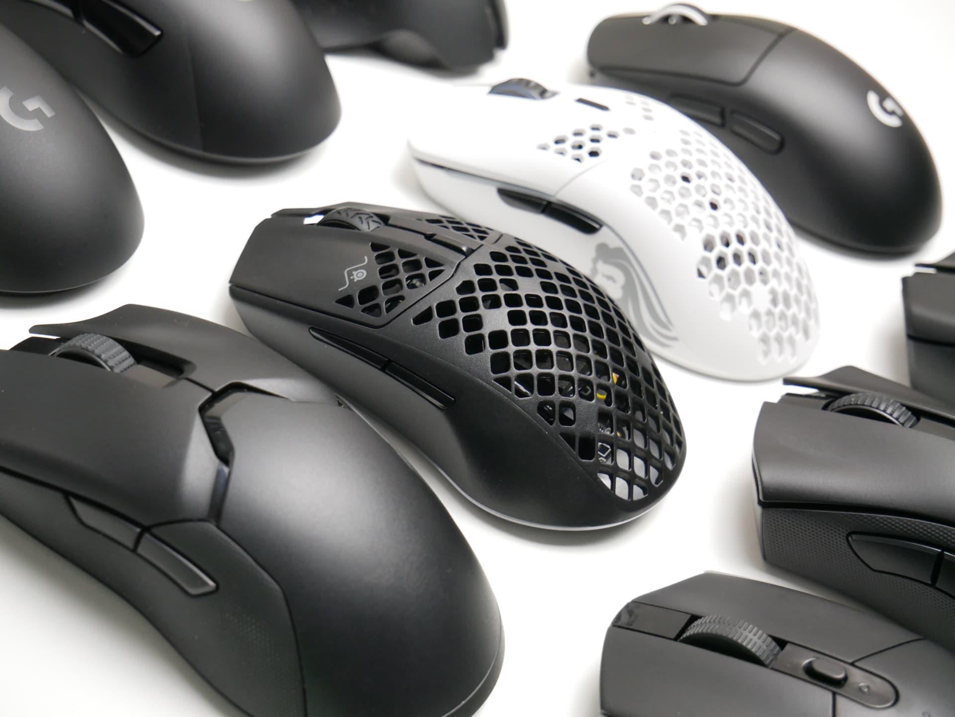 【2021年最新版】おすすめの無線ゲーミングマウス10選。人気の最新機種を含む30種以上を検証済み