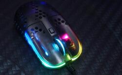 Xtrfy、海外レビュアーRocket Jump Ninjaと共同開発のゲーミングマウス「Xtrfy MZ1 – Zy's Rail」を発表