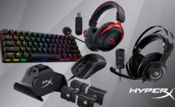 HyperX、60%キーボード「HyperX Alloy Origins 60」を発表。「Pulsefire Haste」と「Cloud II Wireless」の販売地域拡大も