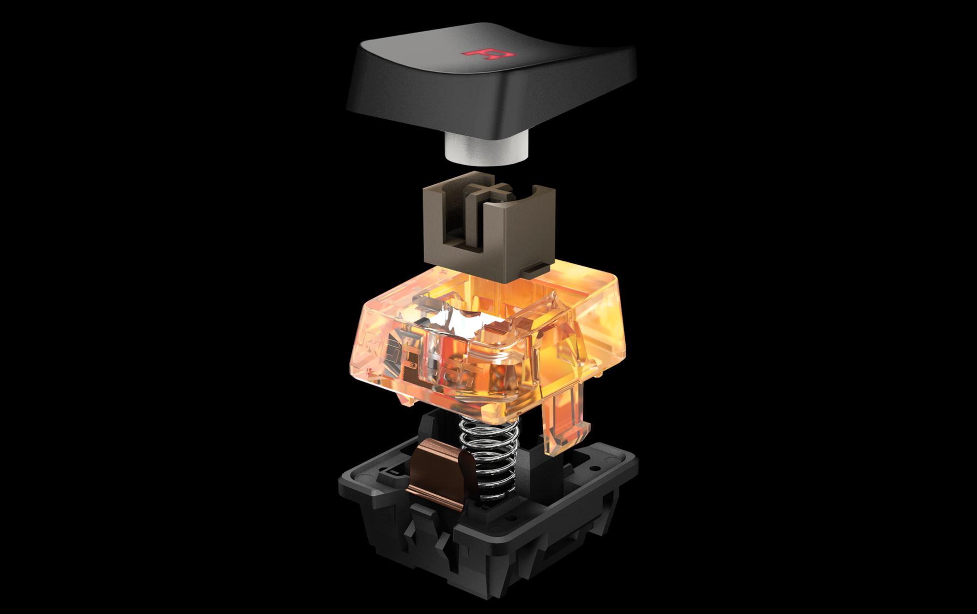 ROCCAT Titan Switch Tactile キースイッチ – 仕様・スペック・評価・レビュー