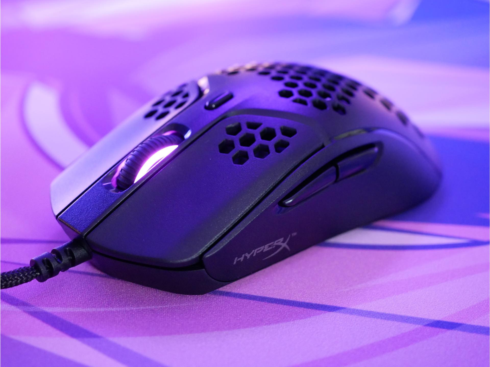 「HyperX Pulsefire Haste」レビュー。ハイクオリティで安価な超軽量ゲーミングマウス