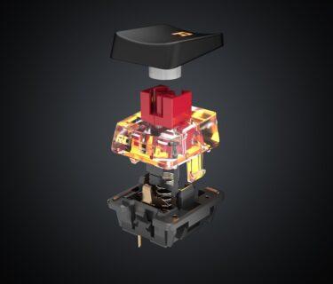ROCCAT Titan Switch Linear キースイッチ – 仕様・スペック・評価・レビュー
