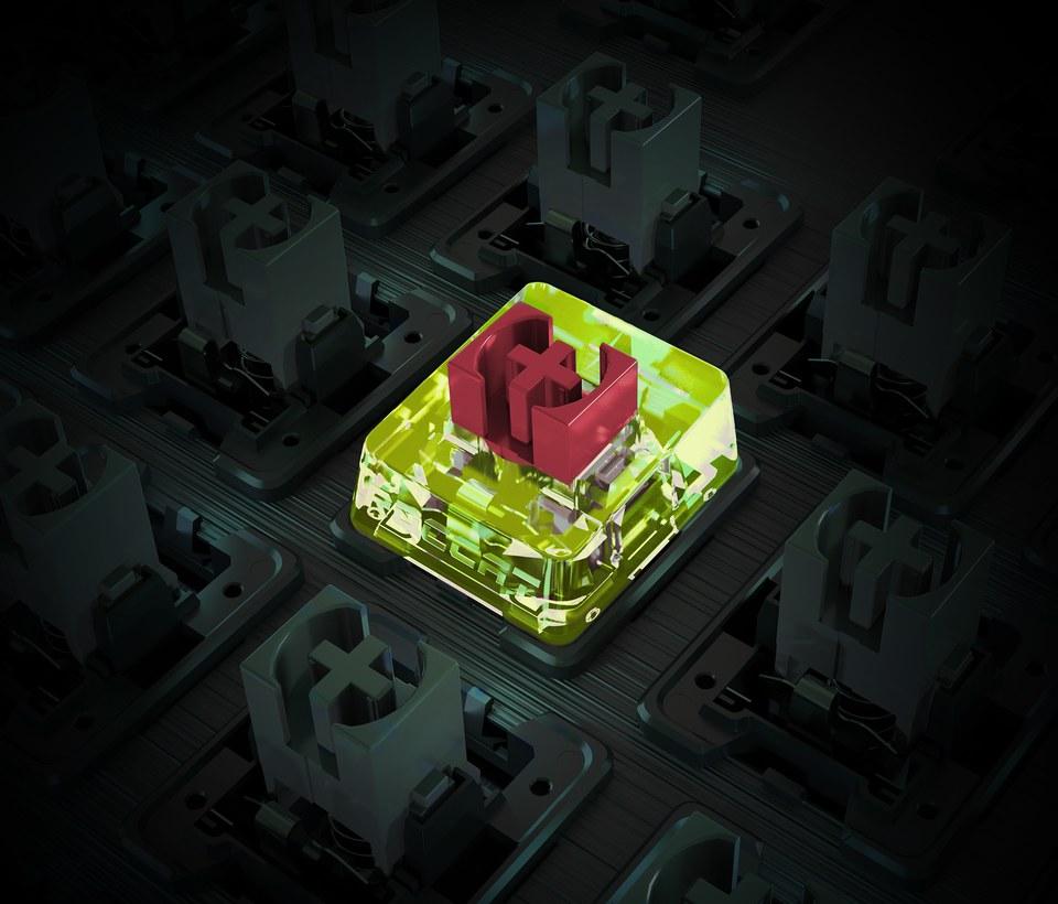 ROCCAT Titan Switch Optical キースイッチ – 仕様・スペック・評価・レビュー