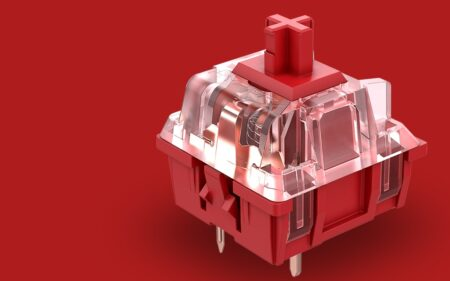 HyperX Red キースイッチ – 仕様・スペック・評価・レビュー