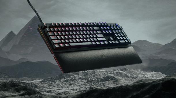 Razer、アナログオプティカルスイッチを搭載するゲーミングキーボード「Huntsman V2 Analog」を国内発売