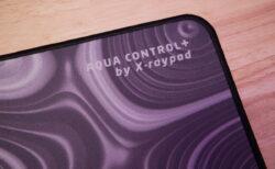 「X-raypad Aqua Control+」レビュー。湿気の影響を受けづらいバランスタイプのゲーミングマウスパッド