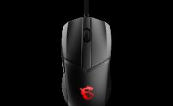 MSI、本体重量わずか65gの軽量ゲーミングマウス「MSI CLUTCH GM41 LIGHTWEIGHT」発表